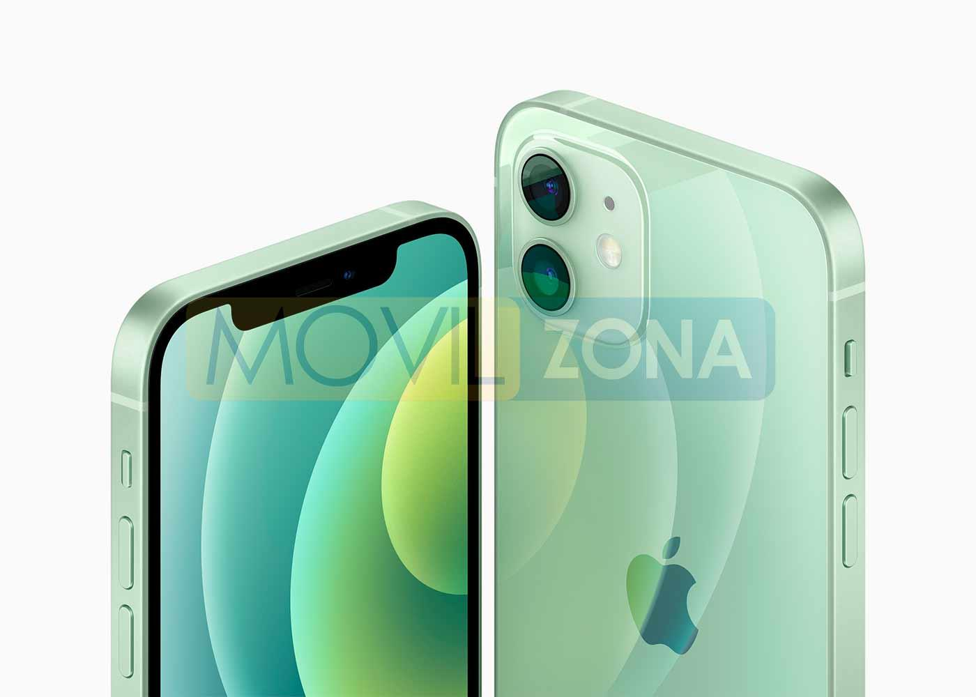 iPhone 12 + iPhone 12 Mini verde