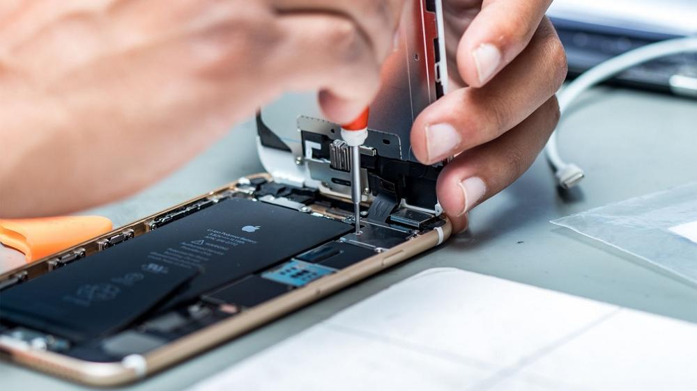 reparación de iphone