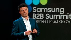 Samsung destaca el valor de la digitalización en el «Business Must Go On»