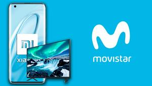 Movistar te regala una Mi LED TV de 32″ al comprar el Xiaomi Mi 10
