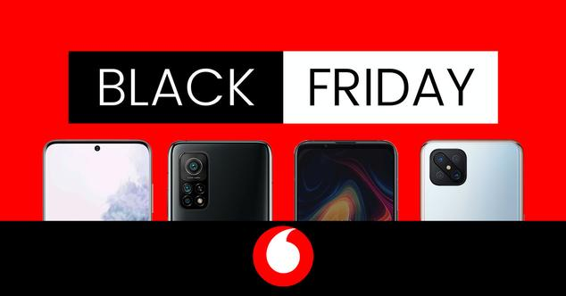 ofertas moviles black friday vodafone