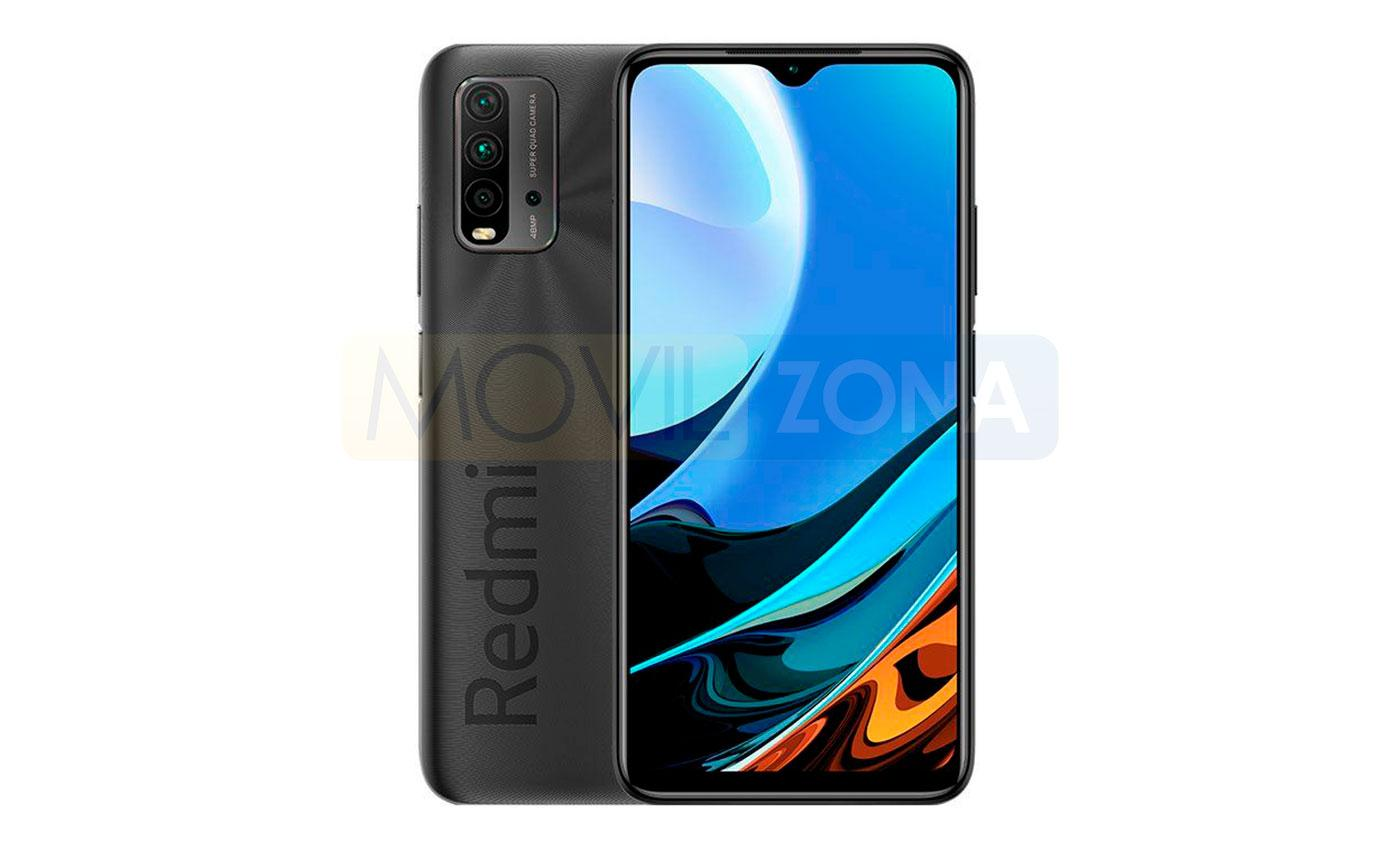 redmi 9 Power diseño