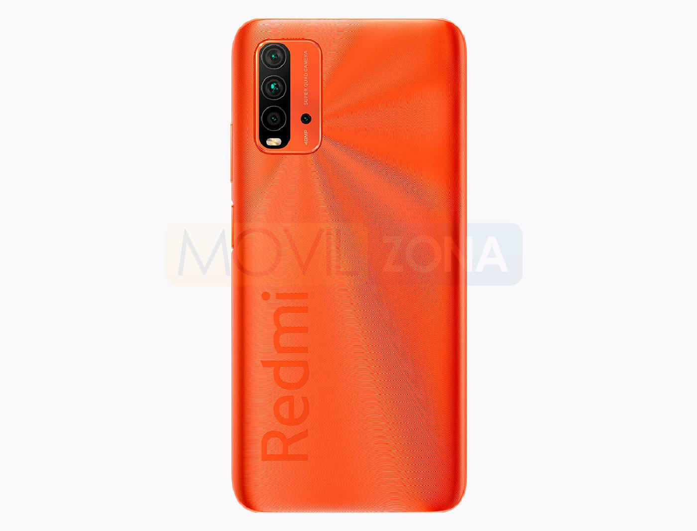 redmi 9 Power naranja
