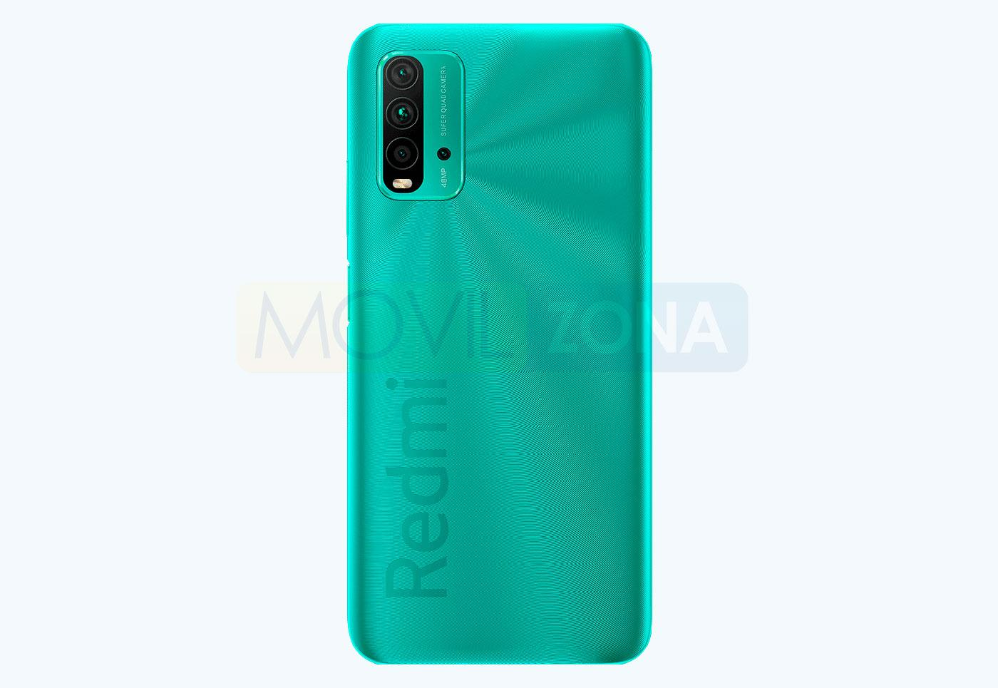 redmi 9 Power verde