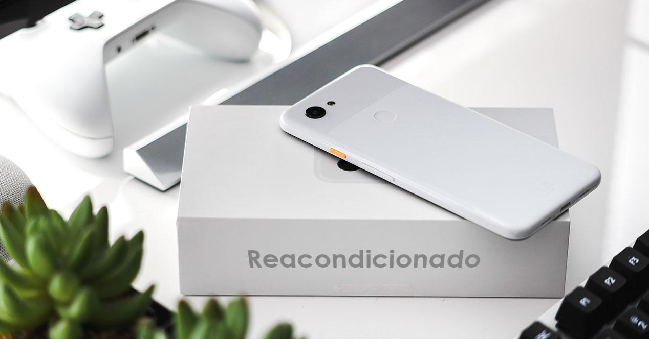 movil reacondicionado