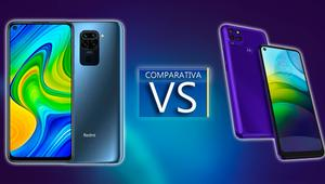 Redmi Note 9 vs Moto G9 Power. ¿Por cuál de los dos me decanto?