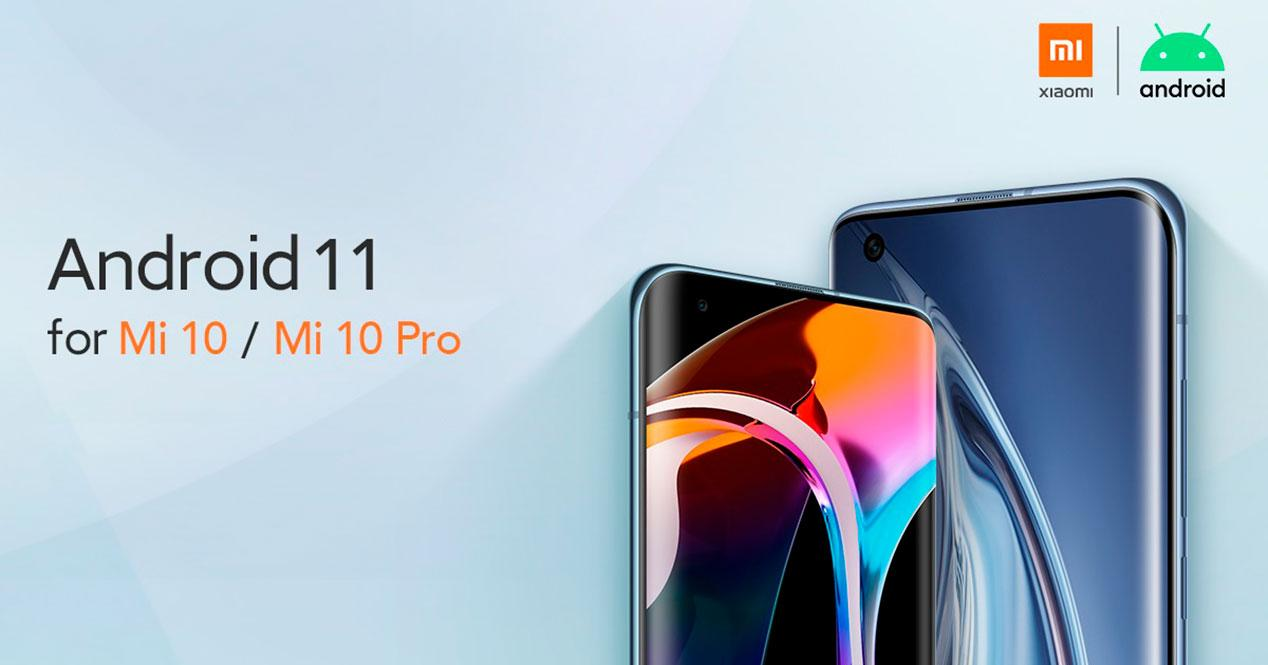 Android 11 Xiaomi M i10