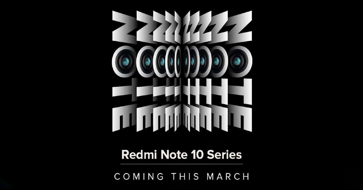 Redmi Note 10 series