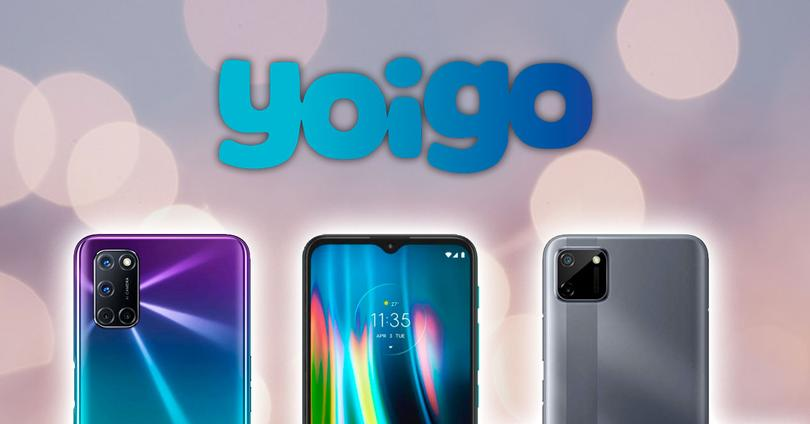 moviles gratis yoigo