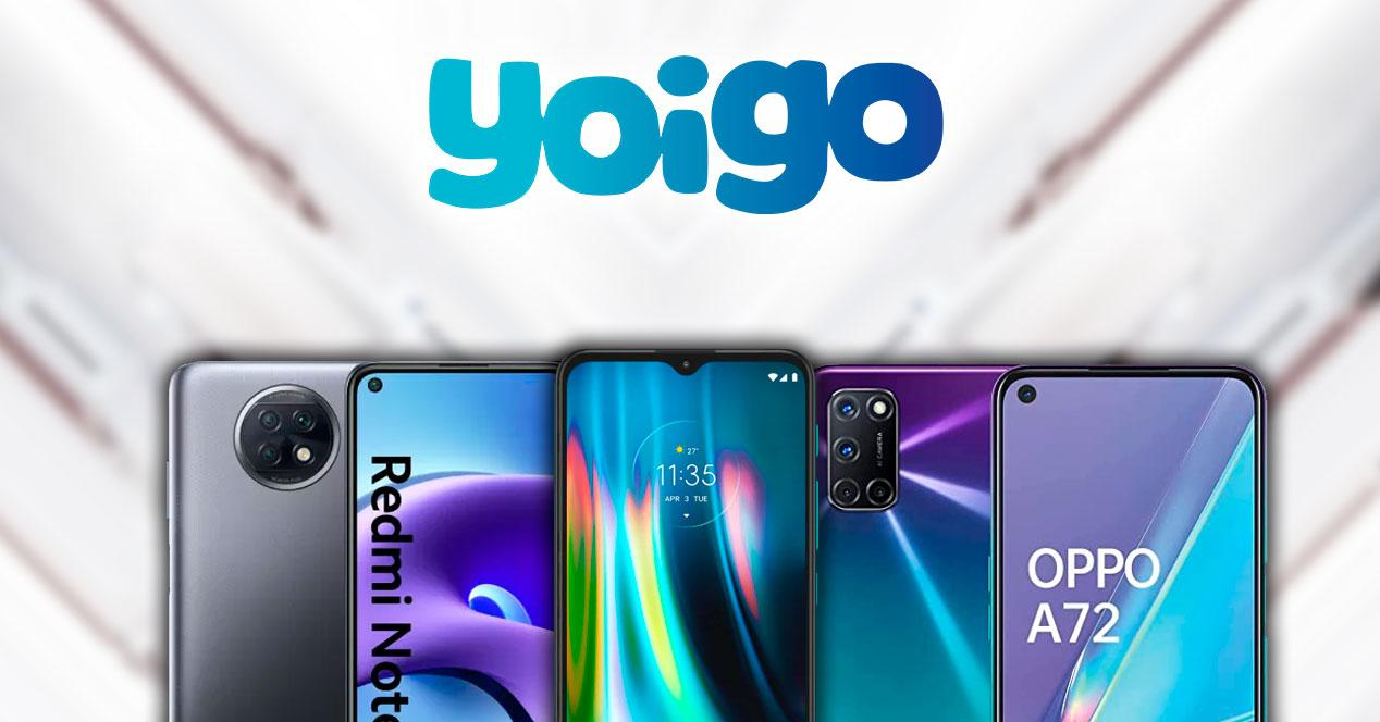 moviles gratis yoigo abril