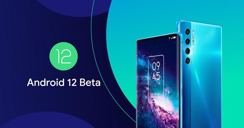 TCL 20 Pro 5G con Android 12