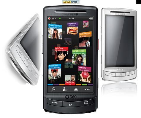 H1 i8320 (Vodafone 360)