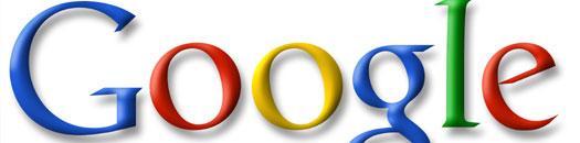 logotipo de google en colores