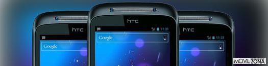 filtración de datos sobre el HTC Primo