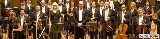 orquesta de música clásica