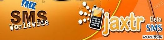 Jaxtr SMS en smartphones