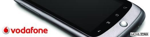 Actualización del Nexus One de Vodafone