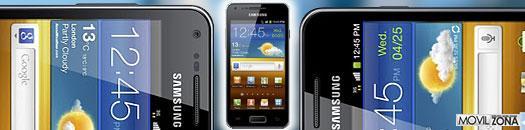 Presentación del Samsung Galaxy S Advance