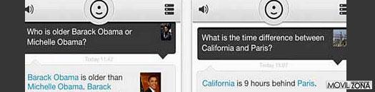 Evi nuevo asistente virtual para iOS