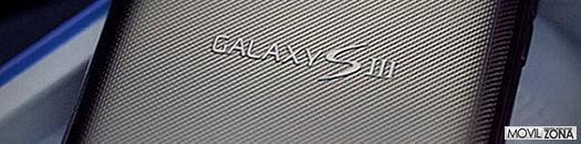 Tapa trasera del Samsung Galaxy S3