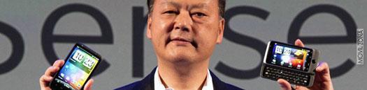 Resultados financieros de HTC