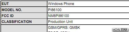 HTC Titan II en la FCC
