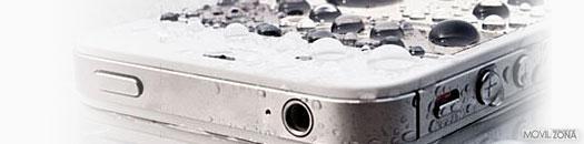 Teléfonos impermeables al agua