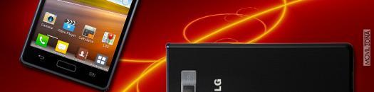 Presentación del LG optimus L7