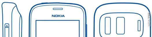 Posible diseño del Nokia 803