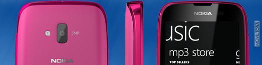 Presentación del Nokia Lumia 610