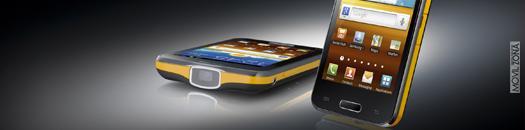 Presentación del Samsung Galaxy Beam