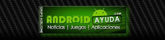 ANDROID-AYUDA logotipo