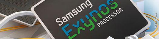 Procesador Exynos en el Galaxy S3