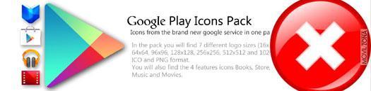 Error en Google Play