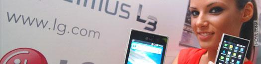 Lanzamiento Optimus L3