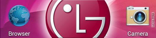 Objetivos de ventas 2012 de LG