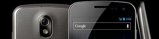 Nexus S actualiza a Android Ice Cream