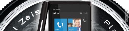 Software para la cámara del Nokia Lumia 800