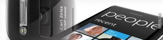 Nokia Lumia con PureView