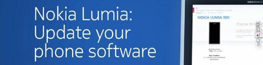 Tutorial de actualización en vídeo Nokia Lumia 800