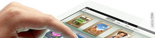 La carga del nuevo iPad