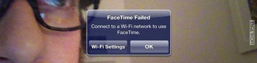 Facetime en nuevo ipad