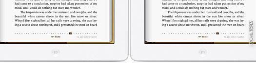 Pantalla Retina del nuevo iPad