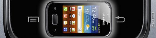 Samsung Galaxy Pocket apertura