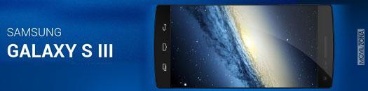 Diseño del Samsung Galaxy S3