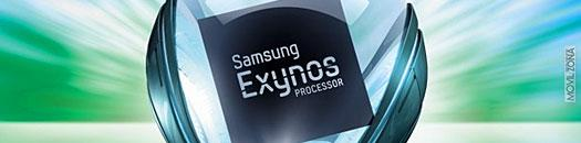 Procesador Exynos 4 de cuatro núcleos
