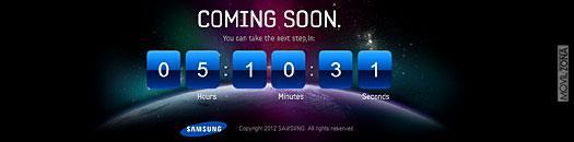 Galaxy S3 teaser