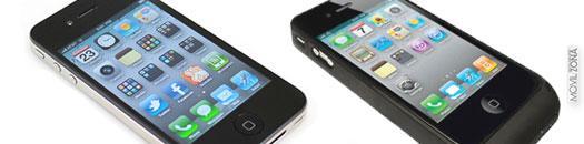 Batería adicional para el iPhone 4S