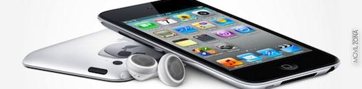 iPhone 5 con 1 GB de RAM