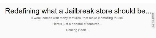 ITWEAK tienda de aplicaciones para Jailbreak